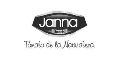Janna Foods Logo