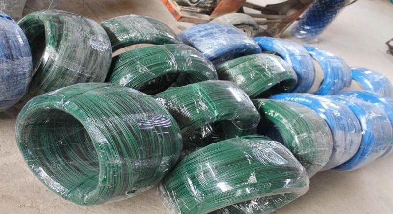 Galvanizado Forrado en PVC