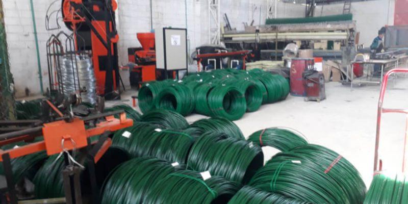 Alambre PVC Portada