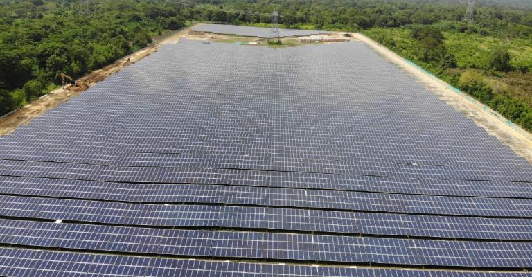 Granja Solar Celsia, energía renovable