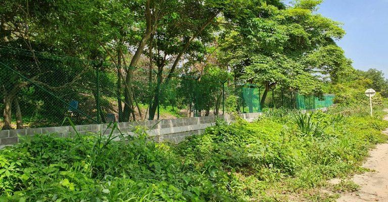 Preservación del medio ambiente-Cerramiento perimetral Agrosan